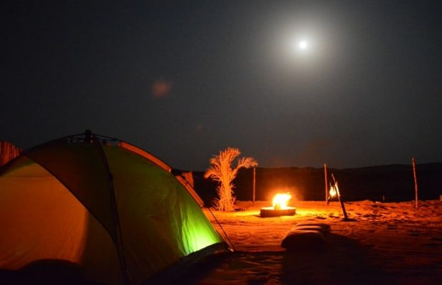 Overnight Desert Safari With BBQ Dinner And Breakfast (Minimum 2 Persons)